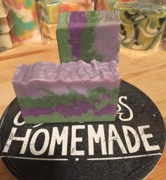 Fruit and Figs handmade Soap