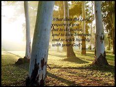 image of micah 6:8 - Google Search