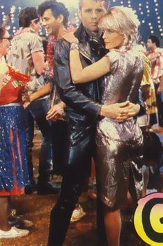 Michael and Stephanie Maxwell Caulfield, Grease 1, Grease Is The Word, Connie Stevens, Michelle Pfeiffer, Movie Costumes, Classic Movies, Movie Stars, Movies