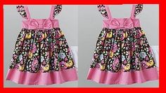 NWT Holidat Editions GIRL TODDLER FLORAL DRESS SZ 4T