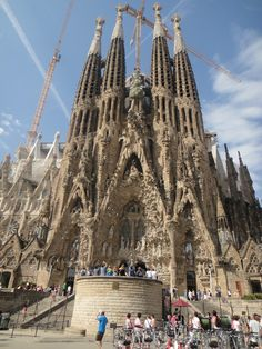 It All Appeals to Me: European Vacation- Barcelona
