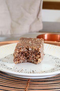 Healthy Coco-Pop Bars | Lunch Box Recipe