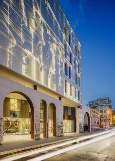 Hotel Mercure in Bucharest by Arhi Group / Bucharest, Romania