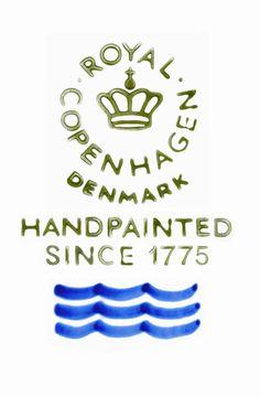 Casual Luxury, Royal Copenhagen since 1775 Royal Copenhagen, Love Blue, Blue And White, My Love, Danish Christmas, Europe, Royal Albert, Cross Stitch Designs, Scandinavian