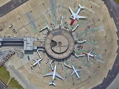 Most airline passengers will have seen London's Gatwick Airport as they take off and land ...