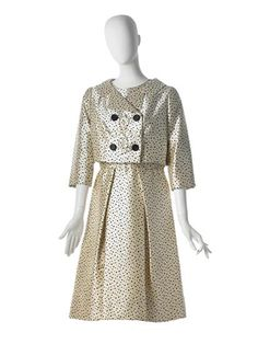 Mainbocher, Spring 1962, MCNY Collections Portal