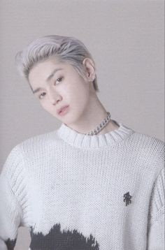 Ty Lee, We Dont Talk, Lee Taeyong, Love You More Than, My Forever, Btob, White Hair, Jack Frost, This Man