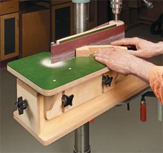Tools, Jigs & Fixtures   Woodsmith Plans