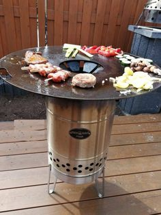 Wood Gas Stove, Plancha Grill, Teppanyaki, Acai Bowl, Grilling, Breakfast, Food, Nice, Image