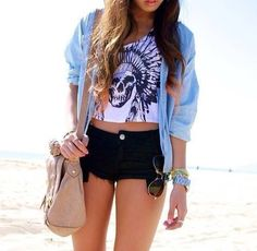outfits Teen fashion Cute Dress! Clothes Casual Outift for • teenes • movies • girls • women •. summer • fall • spring • winter • outfit ideas • dates • school • parties mint cute sexy ethnic skirt