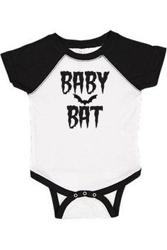 Gothic Baby Clothes, Batman Baby Clothes, Unisex Baby Clothes, Baby Boy Outfits, Kids Outfits, Couple With Baby, Dad Onesie, Baby Halloween Outfits, Goth Baby