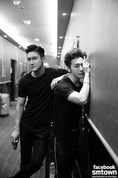 Siwon & Dae