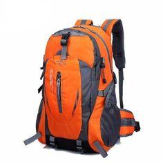 Outdoor Hiking / Camping Waterproof Nylon Backpack