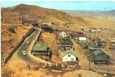 """JEROME: """"WICKEDEST TOWN IN THE WEST""""  Really  ??? I didn't think so.. Did I miss something... Maybe it was wicked in the Old Days of the West."""
