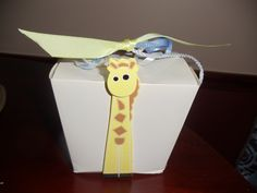 Party Favours - First Birthday