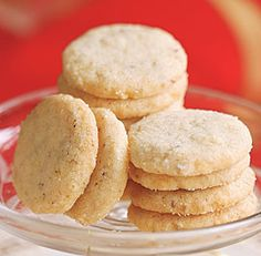 Potato chips in a cookie? You bet. A new and delicious crunch to the traditional pecan sandie, resulting in a buttery cookie with a light and flaky texture.