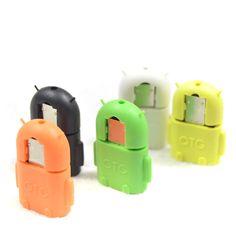 Mini USB OTG Adapter Cable