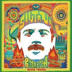 Santana - Corazón (Deluxe Version) (2014)   Feature Magazine