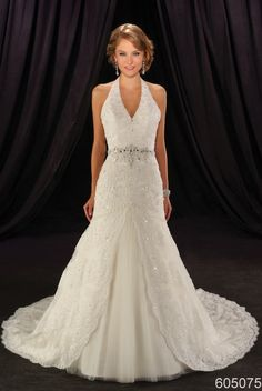 Wedding Dress NO. 605075