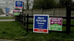 Asking prices for property up for first time since 2006