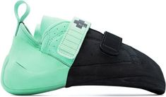So iLL Women's Street LV Climbing Shoes Seafoam Green/Black 7.5