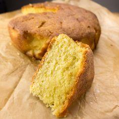 Heavenly Lemon cake - lemony pound cake has me excited for spring! #AllrecipesAllStars #MyAllrecipes