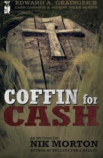 Kevin's Corner: Review: Coffin for Cash (Cash Laramie and Gideon M...
