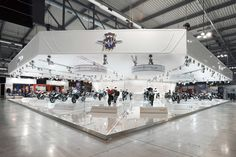 MV Agusta Stand