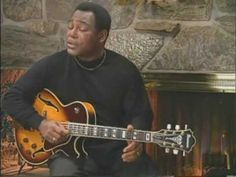 George Benson The Art Of Jazz Guitar chunk 7 - YouTube