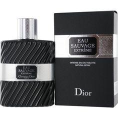 Christian Dior Eau Sauvage Extreme Intense for Men 100 ML Eau De Toilette Christian Dior Paris, Perfume, Cologne, Lavender, Romantic, Mens Fashion, Fragrances, Dior Fragrance, Beauty