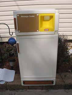 Little Tikes Refrigerator Childs Size 38 Pc Lot Ebay