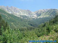 Slovakia, Žiarska valley