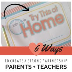 Teacher Approved contributor Erin Wing shares 6 tips for creating a strong partnership between parents and teachers. Especially pay attention to which is no extra work for teachers. Classroom Organization, Classroom Management, Classroom Ideas, Parent Teacher Communication, Teaching Tools, Teaching Ideas, School Fun, School Ideas, Classroom Community