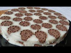KREMALI BİSKÜVİLİ KOLAY PASTA -PASTA TARİFLERİ - YouTube Chocolate Recipes, Chocolate Cake, Tailgate Desserts, Baking Recipes, Dessert Recipes, Turkish Recipes, Ethnic Recipes, Gastronomy Food, Pudding Pies
