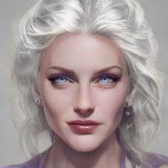 Digital Art Girl, Digital Portrait, Portrait Art, Girls Characters, Female Characters, Fantasy Inspiration, Character Inspiration, Lorde, Character Portraits