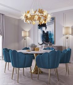 Modern dining chairs are every bit as important as your luxury dining table, so we reckon it's about time we pay them the attention they deserve. Dining Room Design, Luxury Dining Room, Room Interior, Dining Furniture, Home Decor, Luxury Dining, House Interior, Dining Room Decor, Dining Room Furniture
