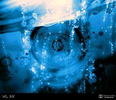 """""""Μa 2013 by Dean Copa. A visualization of Energy. Art Series, New Media, Mystic, Fine Art, Dean, Artwork, Photography, Painting, Work Of Art"""