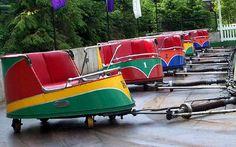 Whip Ride @ Kennywood