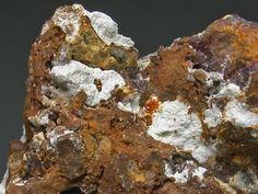 Bolivarite, Al2(PO4)(OH)3•4-5(H2O), Kobokobo pegmatite,Lusungu River District,South Kivu,Congo. Size:2.5mm,1.5cm(Photo)