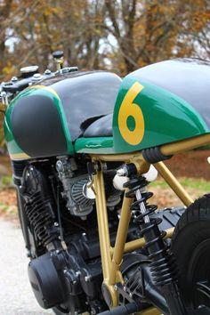 Yamaha XS 850 by Tarmac Custom Motorcycles