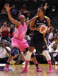 Nneka Ogwumike - defender