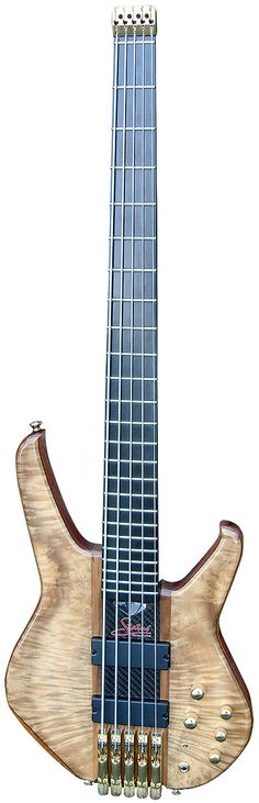 Status S-2 classic 5. If I had to have a five string, I'd look no further!