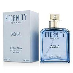 Eternity Aqua Eau De Toilette Spray - 200ml-6.7oz