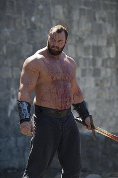 Hafþór Júlíus Björnsson in Game of Thrones (2011) #tvshow #hbo