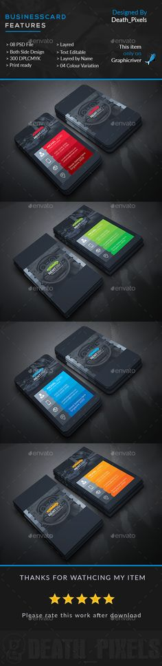 Rent A Car Business Card — Photoshop PSD #green #modern design • Available here → https://graphicriver.net/item/rent-a-car-business-card/16845286?ref=pxcr