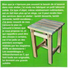 Stool Plans - Furniture Plans