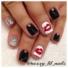 Instagram photo by sexxy_lil_nailz #nail #nails #nailart