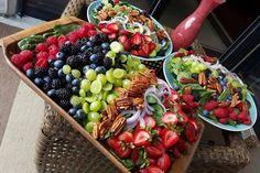 Clean, Gluten Free, Refined Sugar Free SIMPLE RASPBERRY VINAIGRETTE & Berry Salad