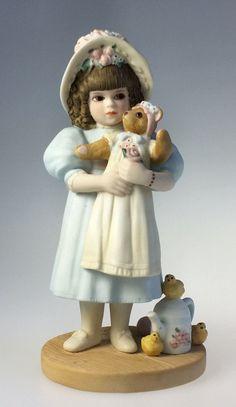 Jan Hagara Bonnie Victorian Girl Bisque by WeStartedWithAMouse