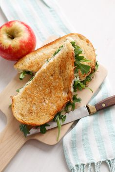 Full disclosure-I can't take credit for the inception of this recipe. In my former life, I ran a rad coffee shop in Seattle and this sandwich was my absolute favorite from our tiny menu. I've since made it my own, and because everyone I make it for loves it, I figured I'd share it with you!...